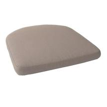 Kingston Woven Lounge Chair Cushion - Taupe