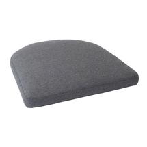 Kingston Woven Lounge Chair Cushion - Black