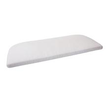 Kingston 2 Seat Lounge Sofa Seat Cushion - White