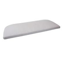 Kingston 2 Seat Lounge Sofa Seat Cushion - Light Grey