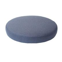 Kingston footstool large cushion - Blue