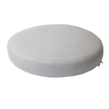 Kingston footstool large cushion - Light grey