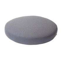 Kingston footstool large cushion - Black