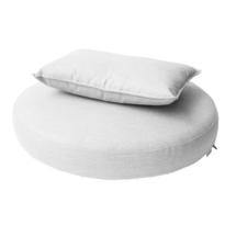 Kingston sunchair cushion set - White