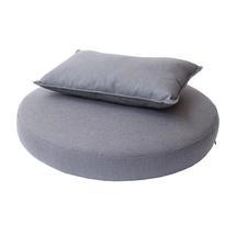 Kingston Sunchair Cushion Set - Grey