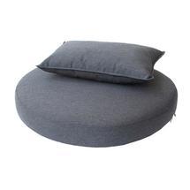Kingston sunchair cushion set - Black
