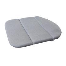 Lean lounge chair cushion - Grey