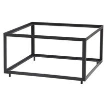 Level Coffee Table Frame Large - Lava grey