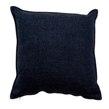 Limit scatter cushion, 50x50x12 cm - Dark blue