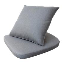 Moments chair cushion set - Grey