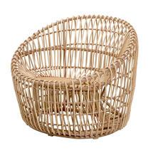 Nest Round chair INDOOR - Natural