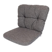 Ocean Chair Cushion Set - Dark Grey