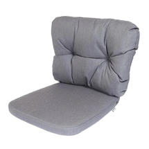 Ocean Chair Cushion Set - Grey
