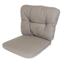 Ocean Chair Cushion Set - Taupe