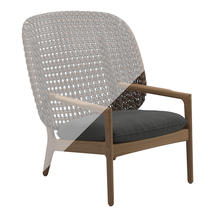 Protective Cover for Kay High Back Lounge Chair