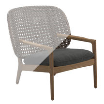 Protective Cover for Kay Low Back Lounge Chair
