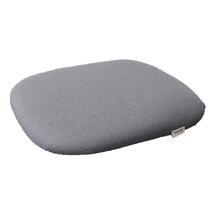Peacock chair cushion - Grey