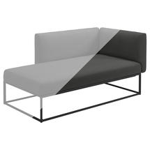 Protective Cover for Maya Right Chaise Unit 161 x 86