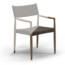 Protective Cover for Tundra Dining Chair with Arms