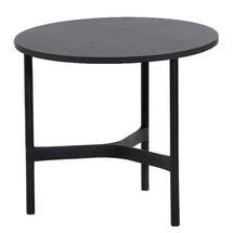 Twist Coffee Round HPL Table Top - 45cm - Dark Grey