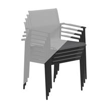Protective Cover for 180 Stacking Chair with Arms (Stack of 4 Chairs)