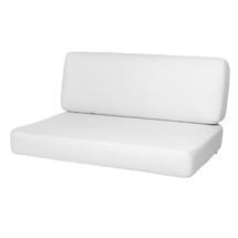 Savannah single module cushion set - White