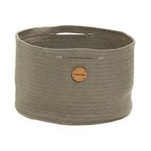 Soft Rope Basket Medium  - Taupe