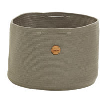 Soft Rope Basket Large  - Taupe