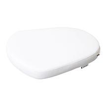 Trinity Dining Chair Seat Cushion - White