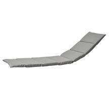 Escape Sunbed Cushion - Grey