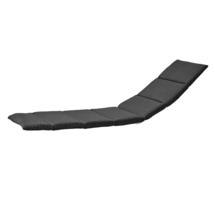 Escape sunbed cushion - Black