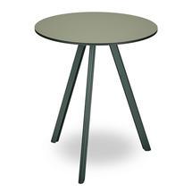 Overlap Round Table, Ø62 - Hunter Green