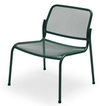 Mira Lounge Chair - Hunter Green