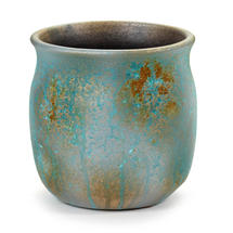 Copper Oxide Indoor Pot - Small
