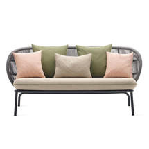 Kodo Lounge Sofa Frame - Fossil Grey