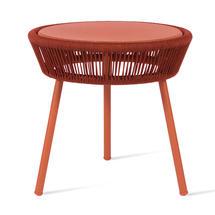 Loop Rope Side Table - Terracotta
