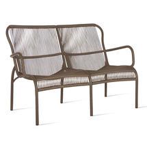 Loop Rope Garden Sofa - Taupe