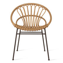Roxanne Dining Chair - Camel