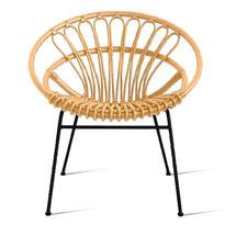 Roxanne Lazy Chair - Camel