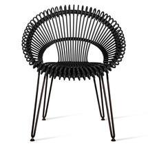 Roxy Dining Chair - Black
