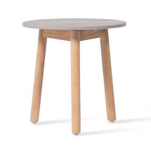 Anton Side Table - Flint top