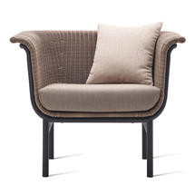 Wicked Lounge Chair - Taupe