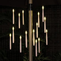 The Magic Candle Chandelier