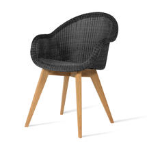 Edgard Dining Chair - Black