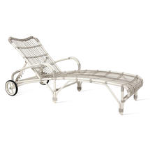 Lucy Sunlounger - Off White