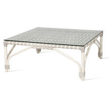 Lucy Modular Table Glass Top