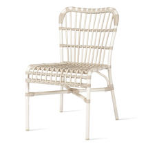 Lucy Dining Chair - Off White