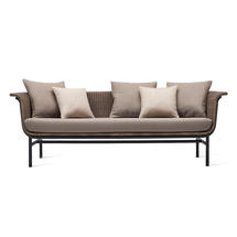 Wicked Garden Sofa - Taupe