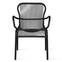 Loop Dining Chair - Black