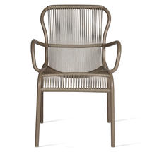 Loop Rope Dining Chair - Taupe
